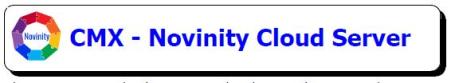 CMX Business Computing Novinity Cloud Server